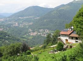 Agriturismo Al Marnich, farm stay in Schignano