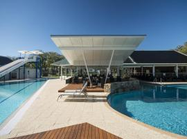 Mandalay Holiday Resort and Tourist Park, hotel in Busselton