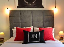 JN Boutique Apartments, hotel in Bucharest