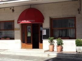 Grande Albergo Abruzzo, hotel a Chieti