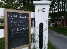 Hotel Dalhem, hotell i Dalhem