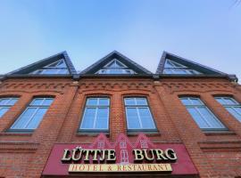 Hotel Lüttje Burg, Hotel in Lütjenburg