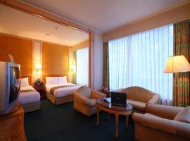 大使商務飯店,花蓮市花蓮城隍廟附近的飯店