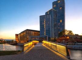 Clarion Hotel Malmö Live, hotel in Malmö