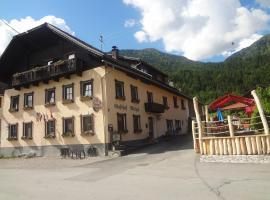Hotel Restaurant Gasthof Michal, hotel in Gundersheim
