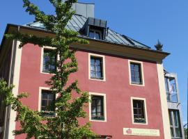 Pension Stoi budget guesthouse, Hotel in Innsbruck