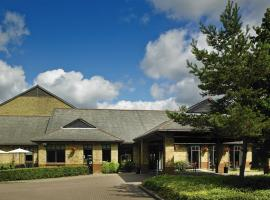 Cheshunt Marriott Hotel, hotel in Broxbourne
