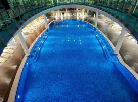 centrovital SPA & Sports Hotel, hotel near Berlin Olympic Stadium, Berlin