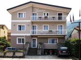 Hotel Arianna, hotel in Iseo