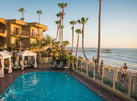 Pacific Terrace Hotel, hotel in Pacific Beach, San Diego