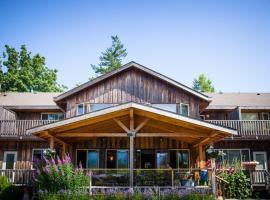 Kiwi Cove Lodge, hotel near Nanaimo Airport - YCD,