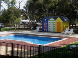 BIG4 Port Willunga Tourist Park, hotel in Aldinga