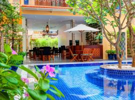 House Boutique Eco Hotel, hotel in Phnom Penh