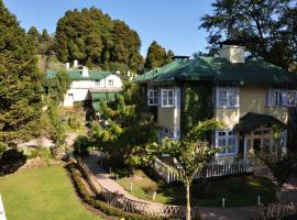 Windamere Hotel, hotel near Himalayan Mountaineering Institute And Zoological Park, Darjeeling