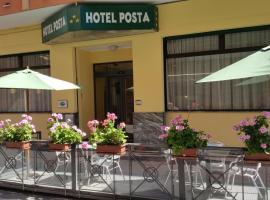Hotel Posta, отель в Вентимилье