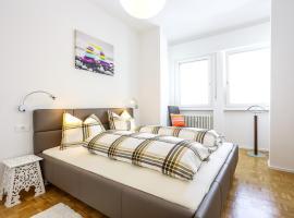 Andreas Hofer Residence, apartment in Bolzano