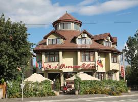 Hotel Gallant, hotel in Sibiu
