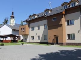 Penzion u Šípků, ubytování v soukromí v Ostravě
