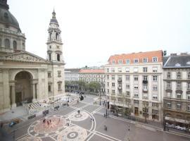 Pal's Hostel and Apartments, hostelli Budapestissä
