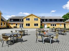 Hotel Kirkedal, hotel i nærheden af Fårup Sommerland, Lønstrup