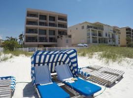 Island Gulf Resort, a VRI resort, resort in St. Pete Beach