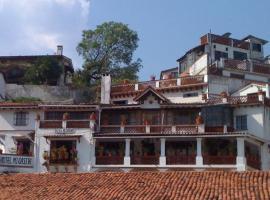 Hotel Mi Casita, hotel en Taxco de Alarcón