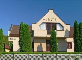 Inga Hotel, hotel Hajdúszoboszlón