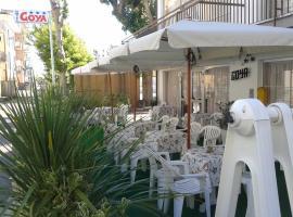 Hotel Goya, hotel a Rimini, Marebello