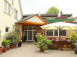 Jeddinger Hof Land- und Seminarhotel, hotel near Bird Parc Walsrode, Visselhövede