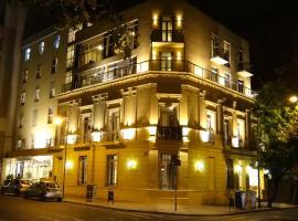 Hotel del Sol, hotel en La Plata