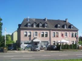 Hotel Am Ufer, отель в Трире