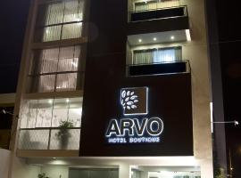 Arvo Hotel Boutique, hotel in Trujillo