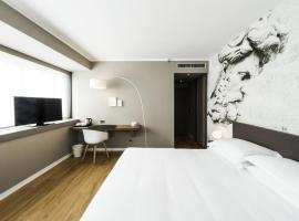 Crystal Hotel, hotel in Trapani