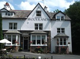 Woodlands, homestay in Windermere