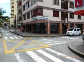 Hotel Royal, hotel in Pereira