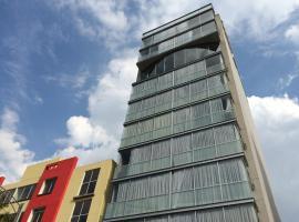 Hotel Block Suites, hotel in Mexico City