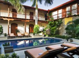 Hotel Plaza Colon - Granada Nicaragua, hotel in Granada