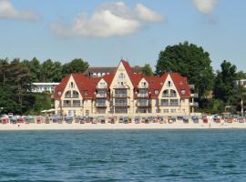 Strandhotel Grömitz, Hotel in Grömitz