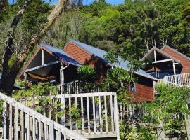 Bay Cabinz Motel, motel in Paihia