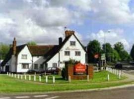 Roebuck Inn, hotel near Knebworth House, Stevenage
