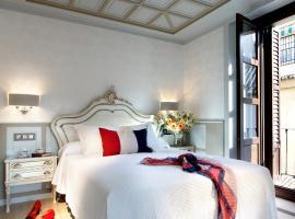 Casa Palacete 1822, apartment in Granada
