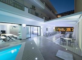 Fedra Boutique Apartments, serviced apartment in Hersonissos