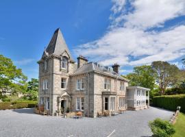 Knockendarroch House Hotel, hotel in Pitlochry