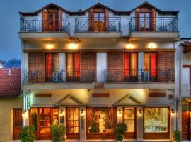 Pan Hotel, hotel in Delphi