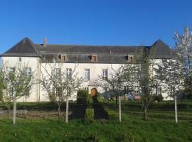 Le Chateau de Buchy, hôtel  près de: Aéroport Metz - Nancy - Lorraine - ETZ
