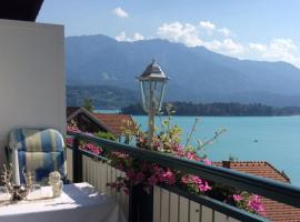 Villa Desiree - Hotel Garni - Adults Only, Hotel in der Nähe von: Affenberg Landskron, Egg am Faaker See