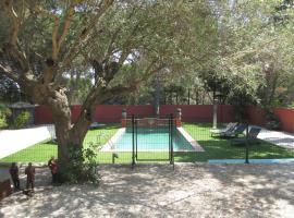 Villa Cote d'Asoet, apartment in Sainte-Maxime