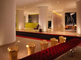 St Martins Lane, hotel near Savoy Theatre, London