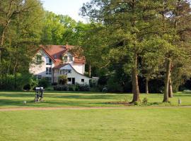 Haus Geistmeier, golf hotel in Lippstadt