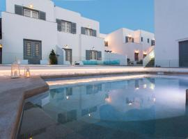 Villa Kelly Rooms & Suites, hotel near Wine Museum of Naousa, Naousa